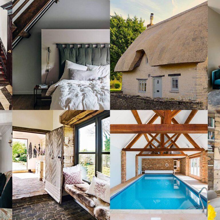 Les meilleurs Airbnbs des Cotswolds, au Royaume-Uni