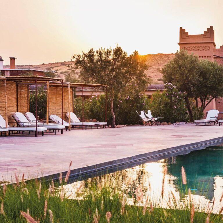 Les meilleurs hôtels de Marrakech