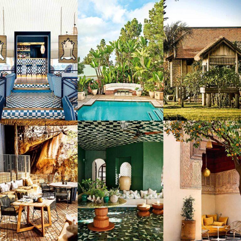 Les meilleurs hôtels du monde : la Gold List 2021