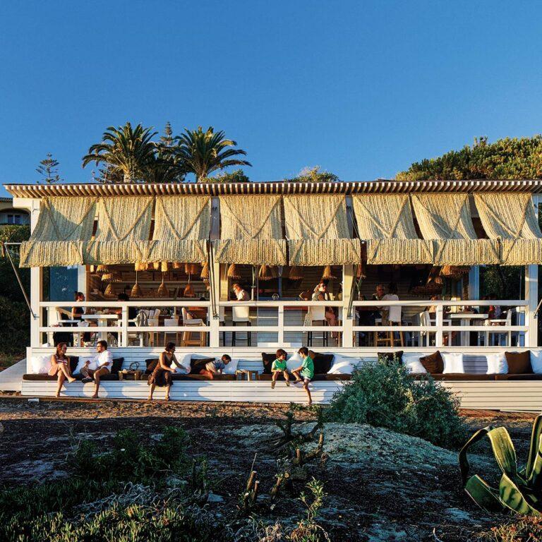 Les meilleurs restaurants de plage de l'Algarve avec vue sur la mer