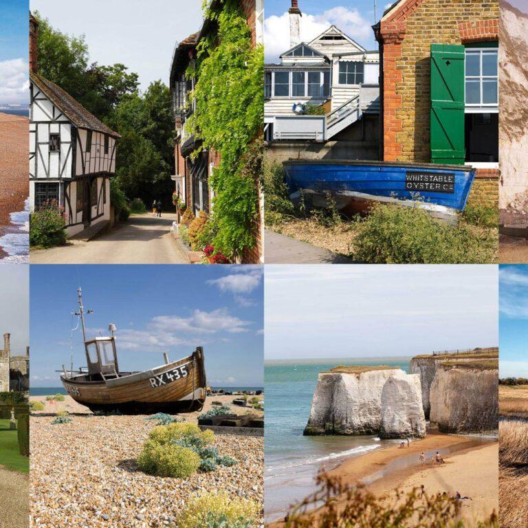 Les plus beaux endroits du Kent : découvrez nos 10 coups de cœur ici