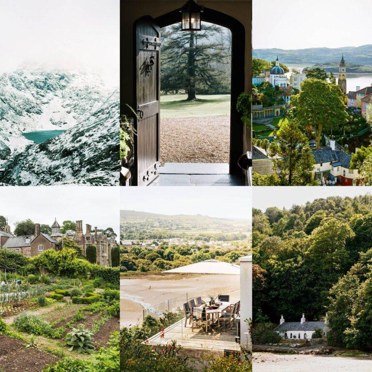 Les plus beaux endroits du Pays de Galles