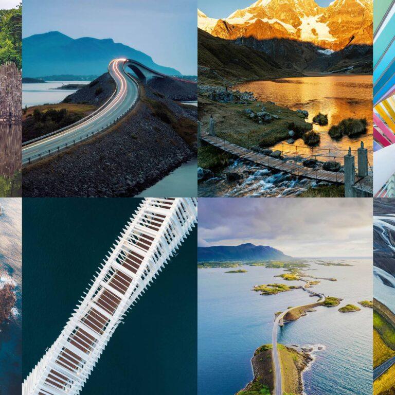 Les plus beaux ponts du monde