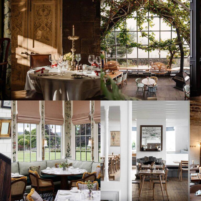 Les plus beaux restaurants d'Ecosse
