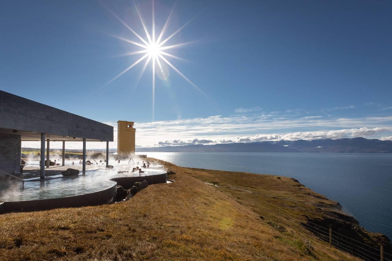 Geosea – Bains de mer géothermiques, Húsavík, Islande