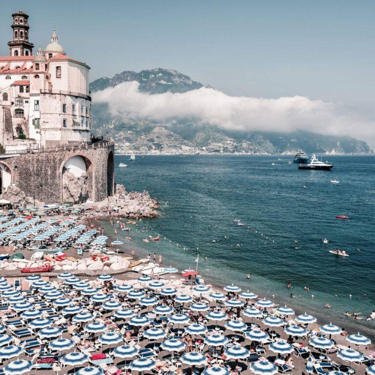 Les plus belles plages de la côte amalfitaine