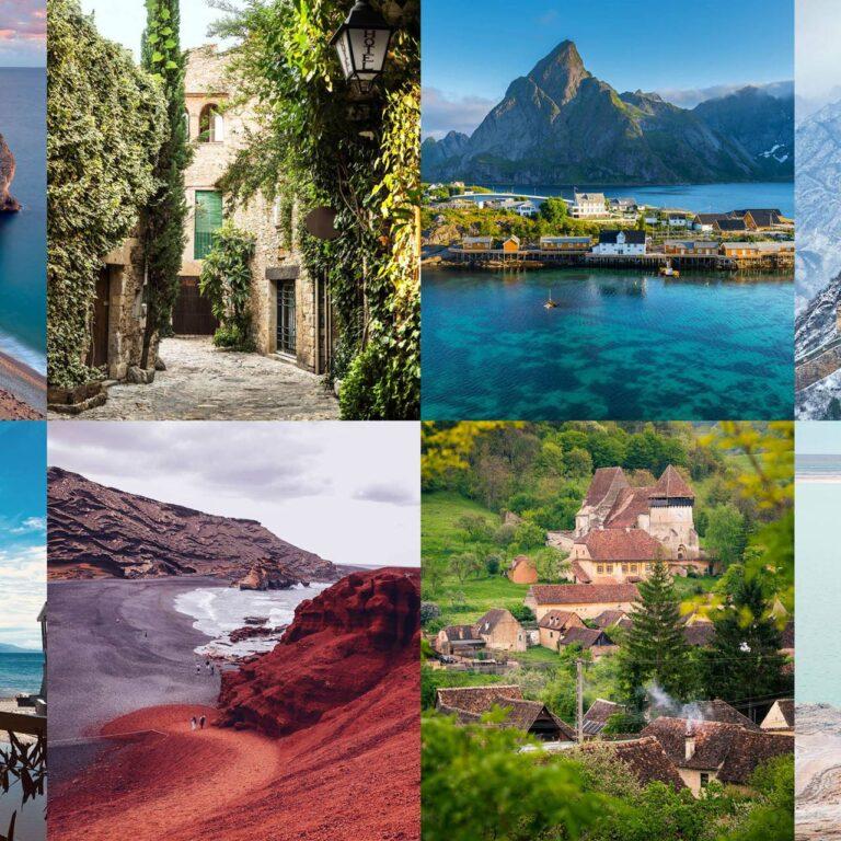 Où partir quand : les meilleurs endroits pour partir en vacances
