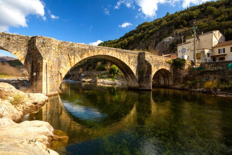 Pont-de-Labeaume : histoire de la commune
