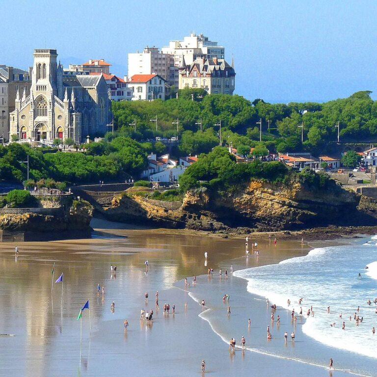 Quelque part pour le week-end : Biarritz