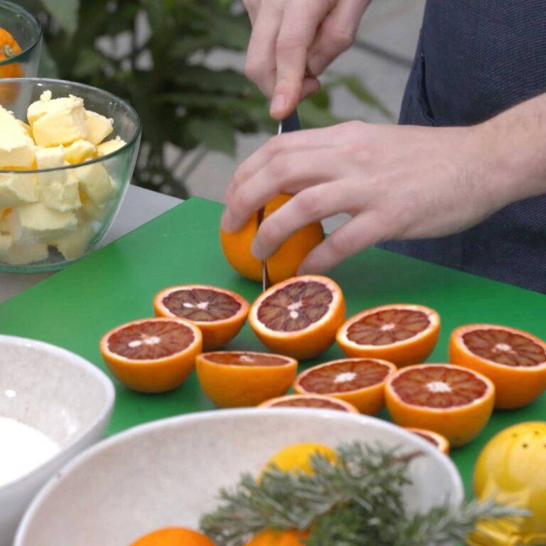 RECETTE : Comment faire de la marmelade d'orange sanguine avec The Newt à Somerset