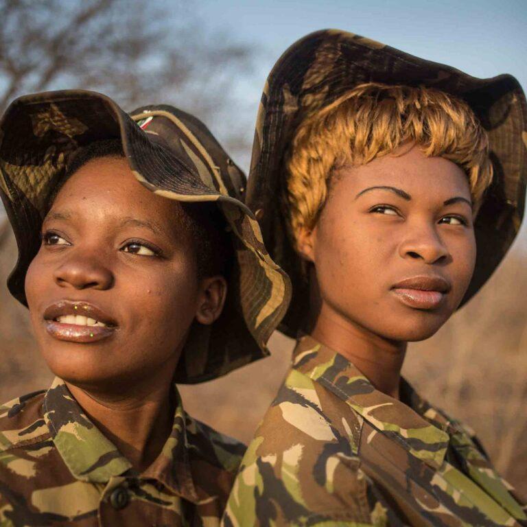 Rencontrez les Black Mambas, la féroce unité anti-braconnage féminine d'Afrique du Sud