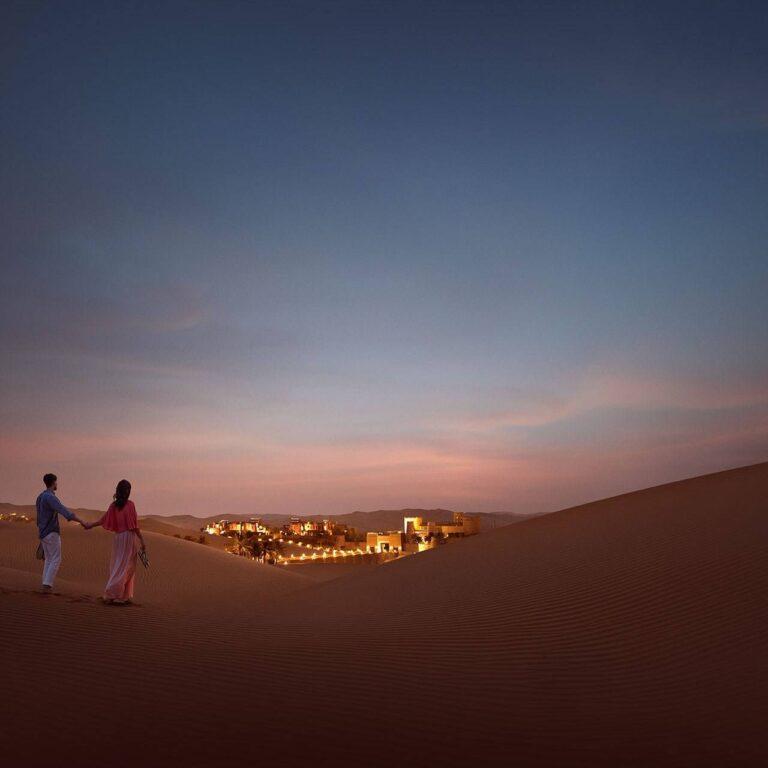 Séjours extraordinaires à Abu Dhabi