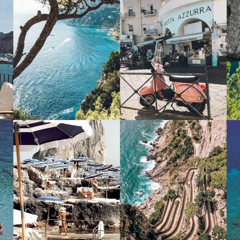 Un guide d'initié à Capri, l'île à succès d'Italie