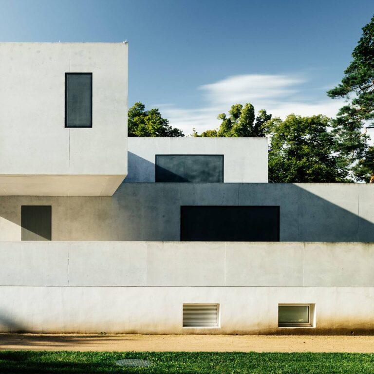 Un tour d'Allemagne inspiré du Bauhaus