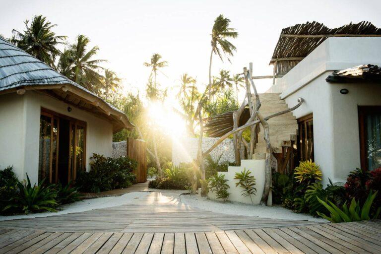 Wildfitness à White Sand Villas, Zanzibar