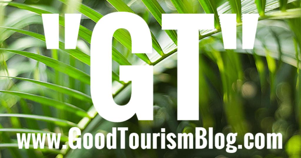 """Le blog """"Bon Tourisme"""" sur www.GoodTourismBlog.com"""