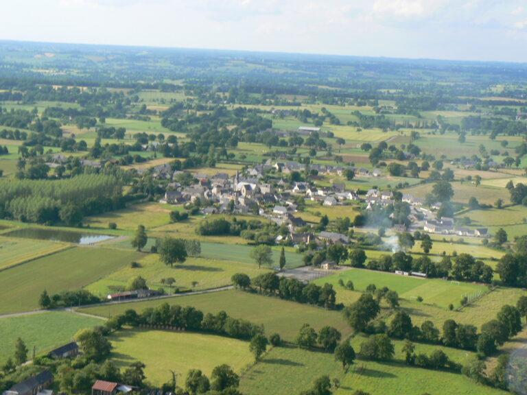 Mecé (35170) en Ille-et-Vilaine : découvrez le village
