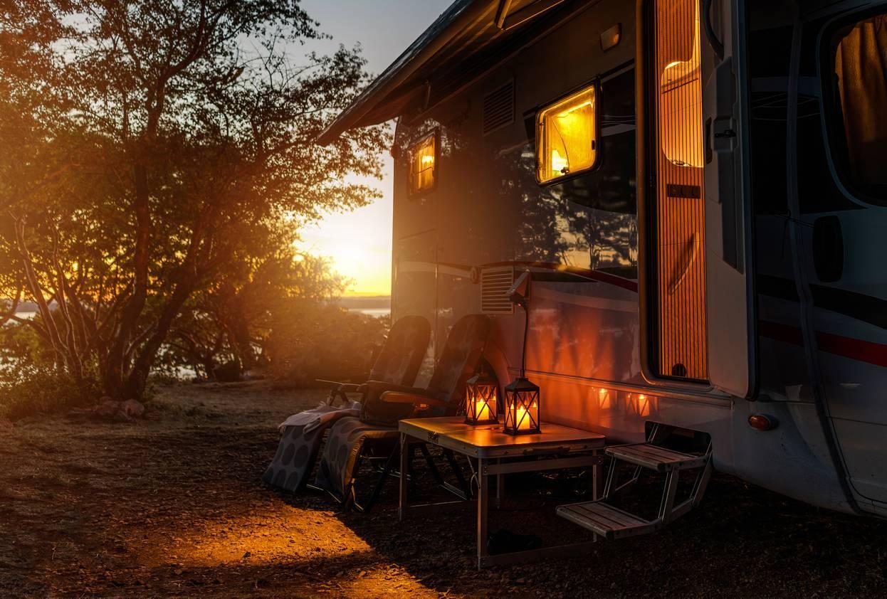 camping séjour plein air