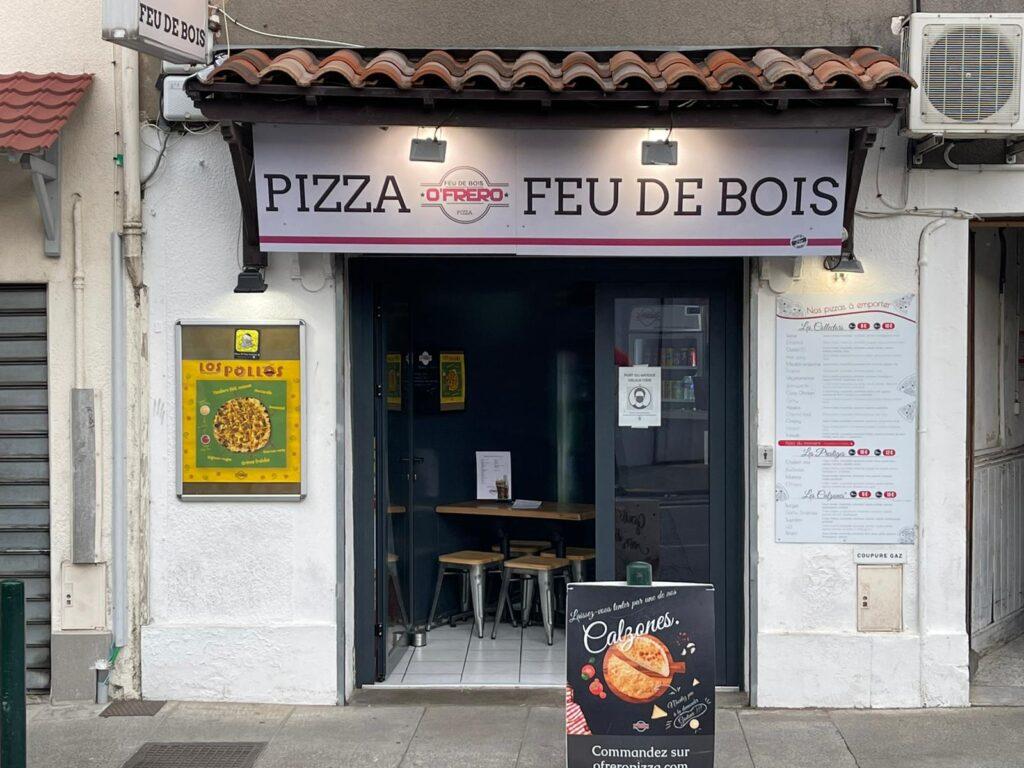 Pizzeria O'frero à Toulouse