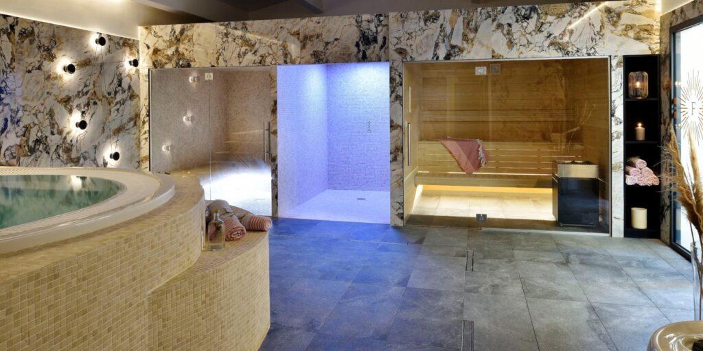 SPA de l'Hôtel Fesch à Ajaccio