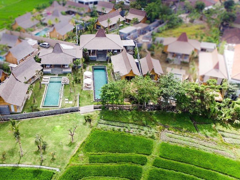 La Villa Mannao à Bali
